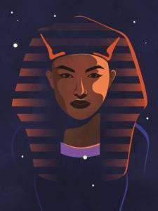 Αποτέλεσμα εικόνας για bygone badass broads Hatshepsut