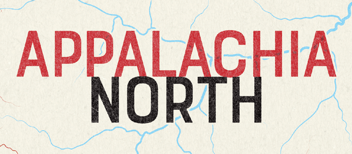 Start Reading Appalachia North: A Memoir by Matthew Ferrence